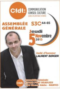 Assemblée Générale 5 Nov 2015